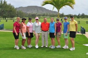 Ladies Only Beginning Clinic @ Golf Academy Hawaii | Kaneohe | Hawaii | United States